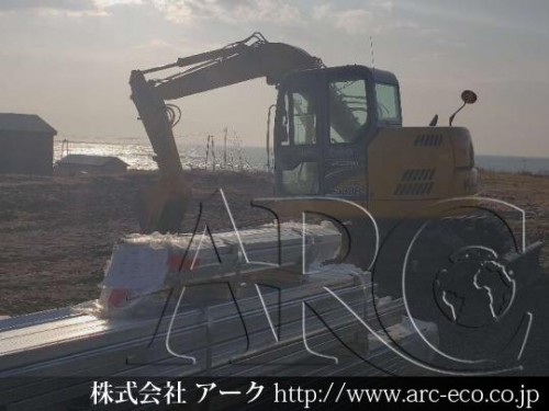 「釧路市」工事中太陽光発電現場情報を更新!