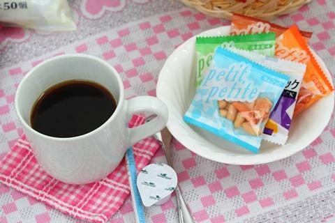 澄んだコーヒーは美味しさの証し?