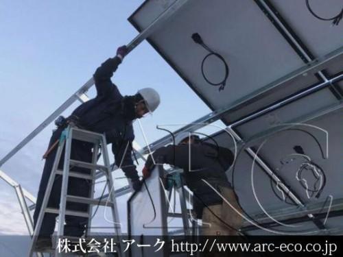 「釧路市」工事中太陽光現場情報を更新!