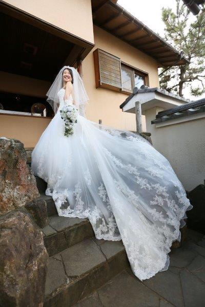 ブライダル花嫁前撮り