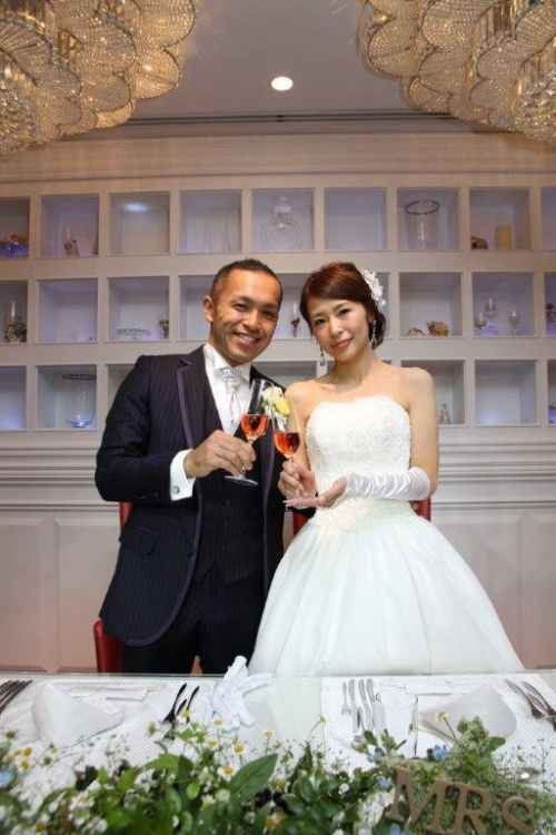 ブライダル花嫁