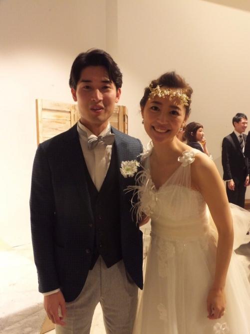 横浜迎賓館結婚式二次会