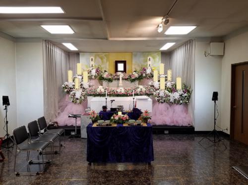 所沢市の昌平寺での心温まる家族葬