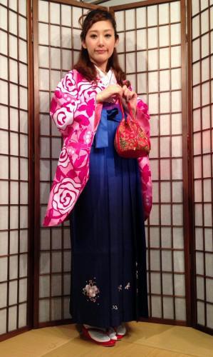 卒業式 着物 袴 レンタル 墨田区 錦糸町