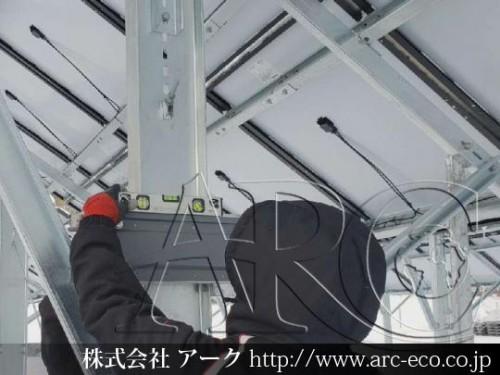 「千歳市」工事中太陽光発電現場情報を更新!