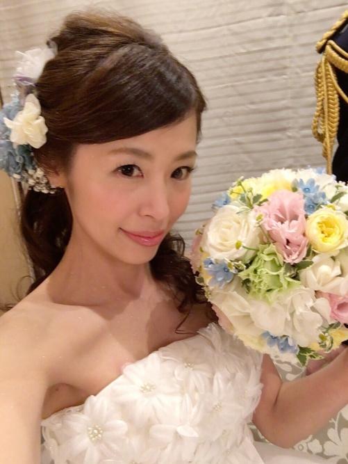 キレイな花嫁
