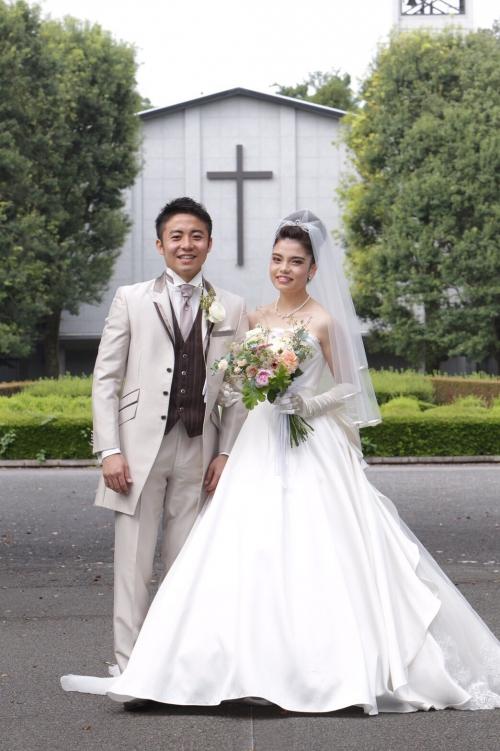 ICU 結婚式花嫁
