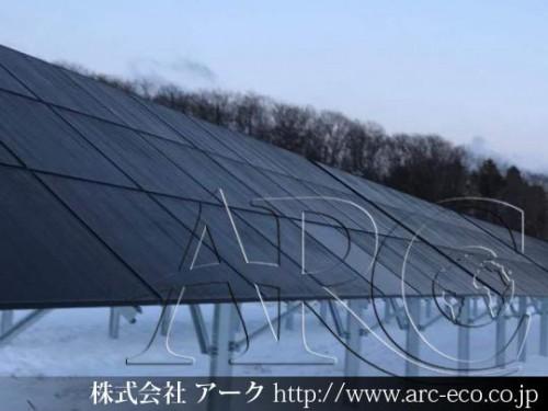 「長万部町」工事中太陽光発電現場情報を更新!