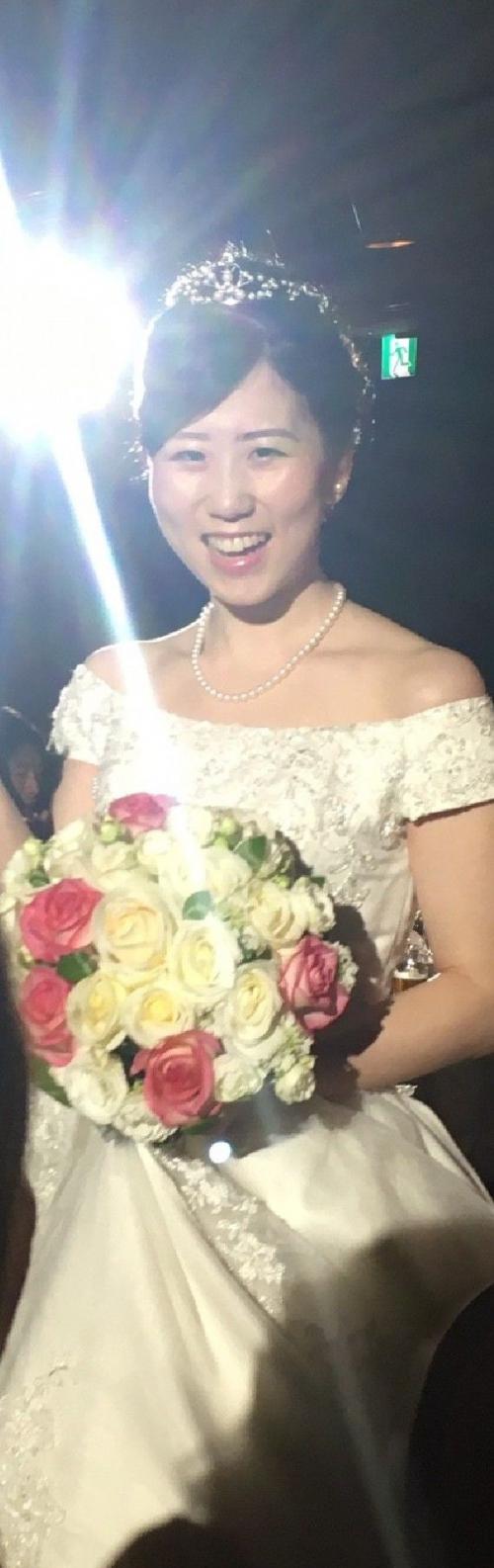 ロイヤルパーク結婚式花嫁