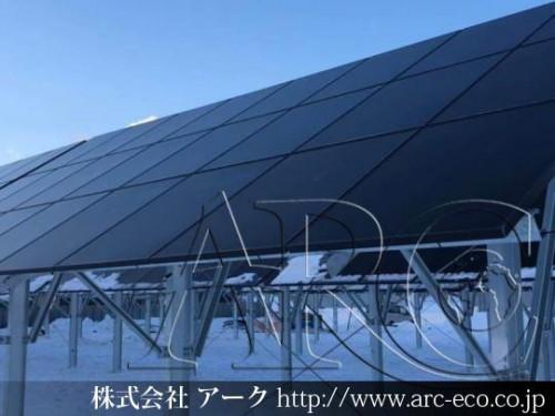 「北見市」工事中太陽光発電現場情報を更新!