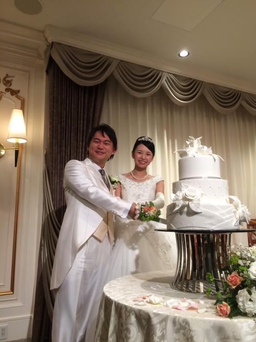 ロイヤルパーク結婚式花嫁より