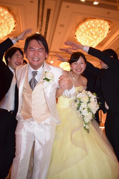 ロイヤルパークホテル結婚式花嫁