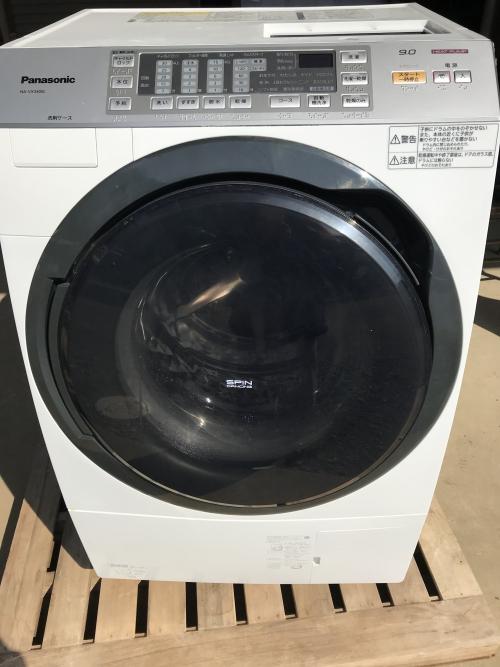 成田市にてドラム式洗濯機の買取