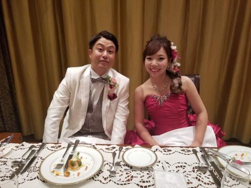 コルティーレブライダル結婚式