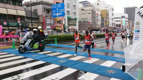 2019.03.03 東京マラソン