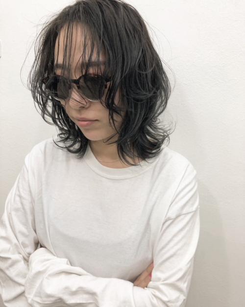 TLONY渋谷hori レイヤーカット スタイル