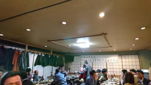 蕨高校剣道部 OB会に参加してきました