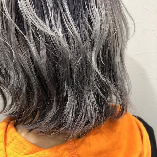 おすすめヘアカラー人気髪型調布美容院国領
