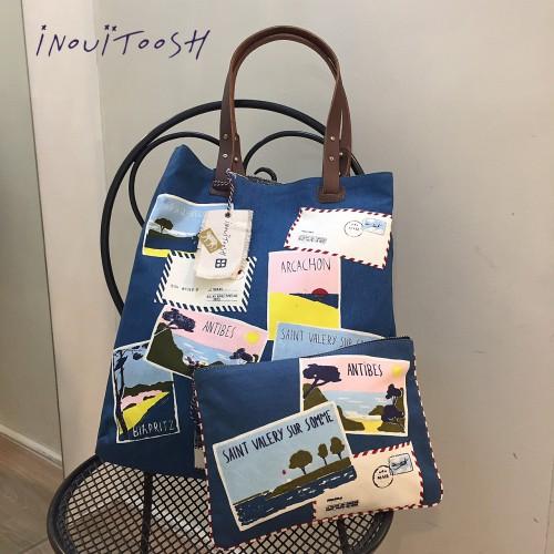 INOUITOOSH (イヌイトゥーシュ)のバッグ