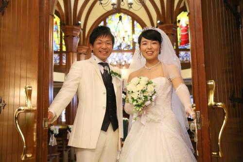 ハンゾウヤ挙式花嫁写真