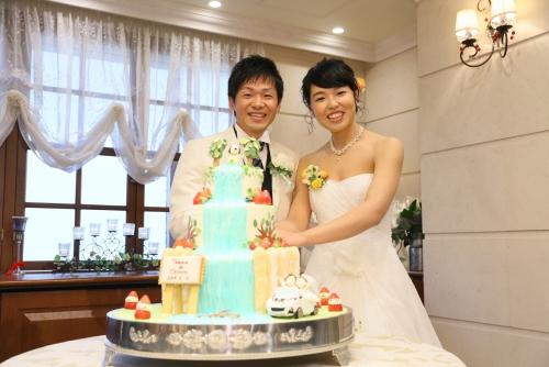 ハンゾウヤ結婚式花嫁