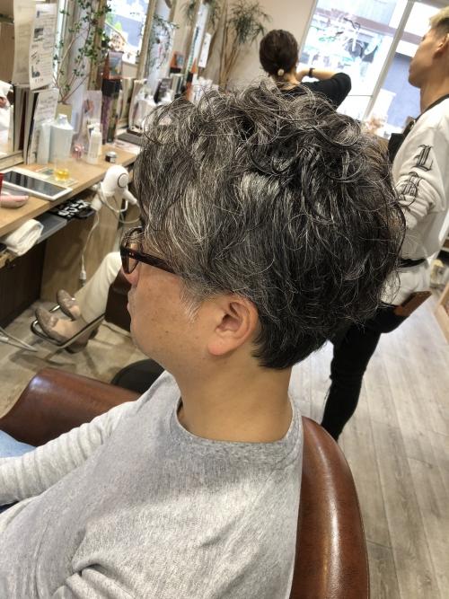 おすすめ人気ヘアスタイルパーマ髪型調布美容院