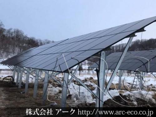 「新ひだか町」工事中太陽光現場情報を更新!