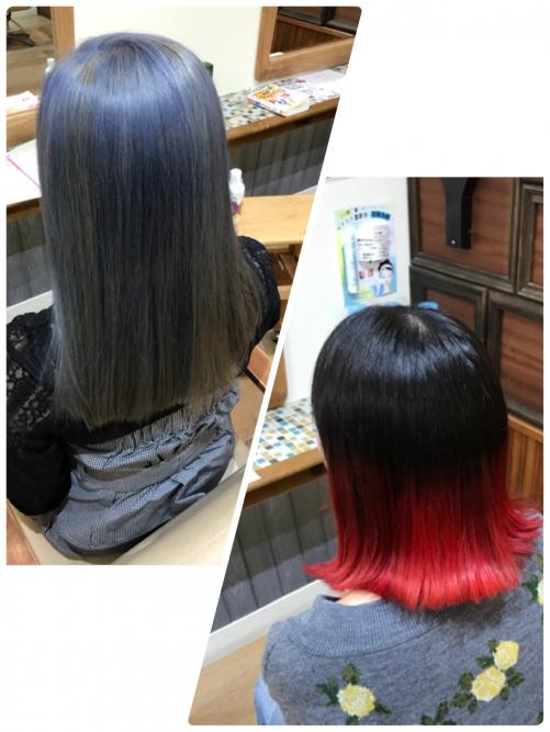 卒業生カラー 折尾