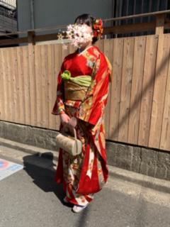 千歳烏山で卒業式の袴ならユー美容院へ