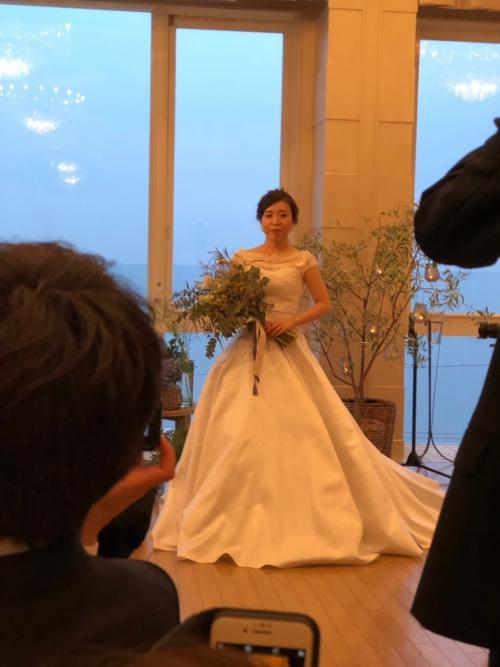 音羽の森結婚式花嫁
