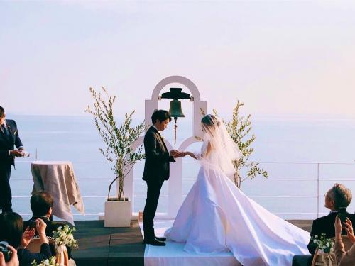 音羽の森結婚式花嫁❤️