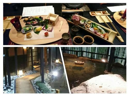 黒川温泉!1