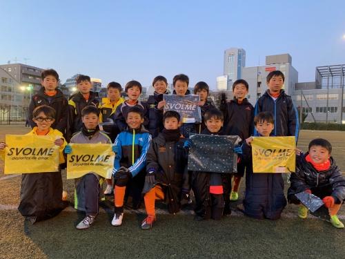 U-11S.C渋谷遠征④