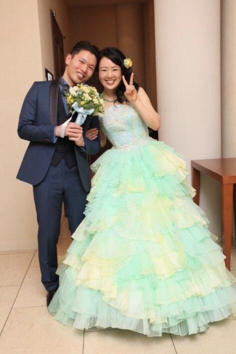 リビエラ結婚式花嫁