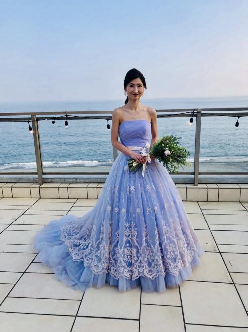 ラフィーノオーシャン花嫁