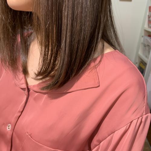アイドルの艶髪を手に入れよう!in調布美容室
