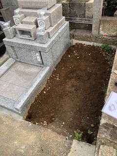 久保山墓地K40区「S」様