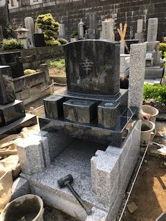 久保山墓地K42区「M」様