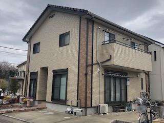 鶴ヶ島市で屋根・外壁塗装工事を施工しました