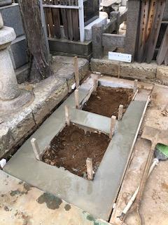 久保山墓地K38区「O」様