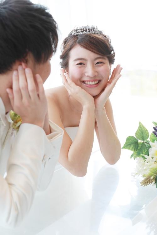 茅ヶ崎迎賓館結婚式前撮り写真