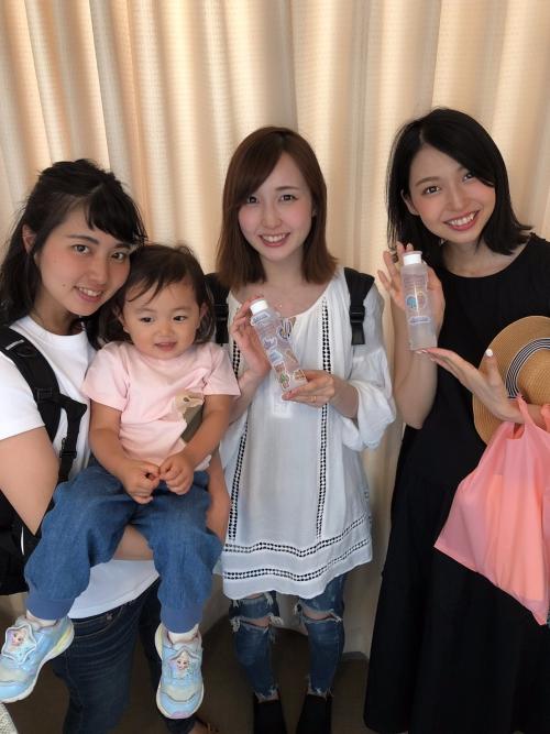 美人三姉妹妊婦