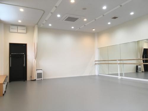 バレエ・ヨガスタジオ オープン