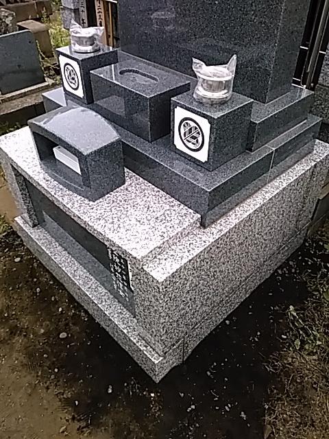 本牧お寺E様墓地