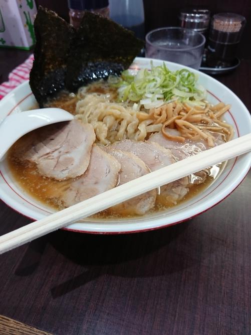 中華そば 酒田(横浜)