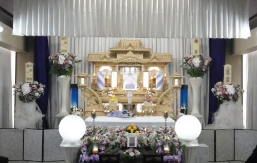 思い出の里 大宮聖苑 家族葬 葬儀 やすらぎ