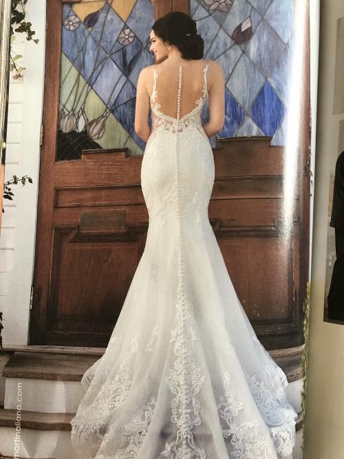 ウェディングドレス花嫁