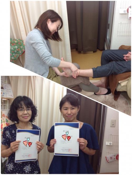 6-7月上級実践講座 終わりました〜^_^
