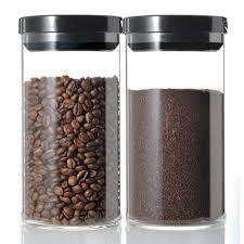 コーヒ豆は冷暗所で保存