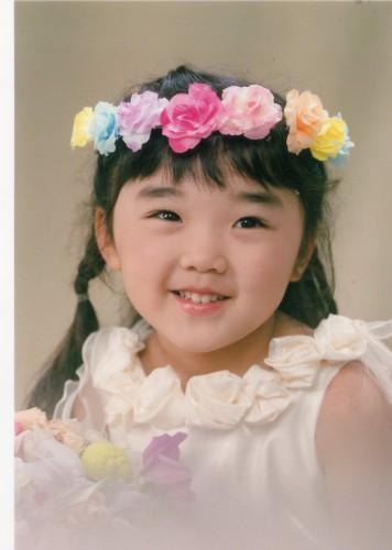 お誕生日:5歳:ママお化粧もして下さいって言ってね!